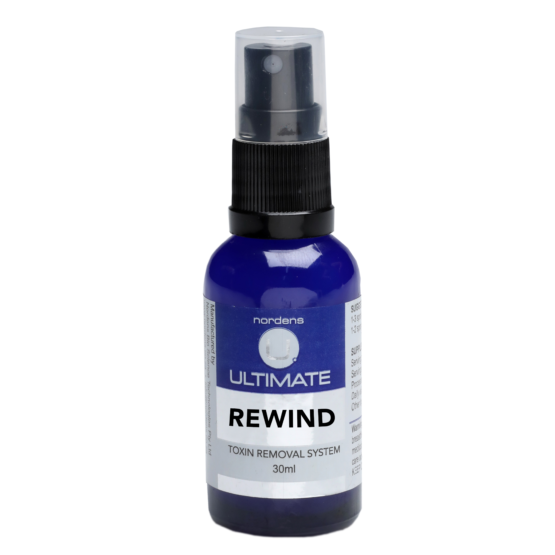 Rewind Toxin Removal System